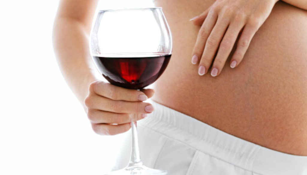 Fetales- Alkohol-Syndrom